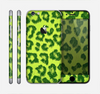 The Vibrant Green Cheetah Skin for the Apple iPhone 6