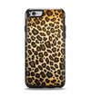 The Vibrant Leopard Print V23 Apple iPhone 6 Otterbox Symmetry Case Skin Set