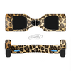 The Vibrant Leopard Print V23 Full-Body Skin Set for the Smart Drifting SuperCharged iiRov HoverBoard