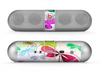 The Vibrant Neon Vector Butterflies Skin for the Beats by Dre Pill Bluetooth Speaker