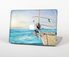 The Vibrant Ocean View From Ship Skin Set for the Apple MacBook Air 13""