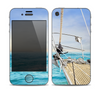 The Vibrant Ocean View From Ship Skin for the Apple iPhone 4-4s