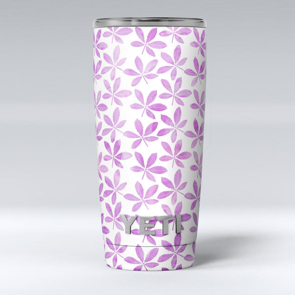 The_Vibrant_Pink_and_Purple_Leaf_-_Yeti_Rambler_Skin_Kit_-_20oz_-_V1.jpg