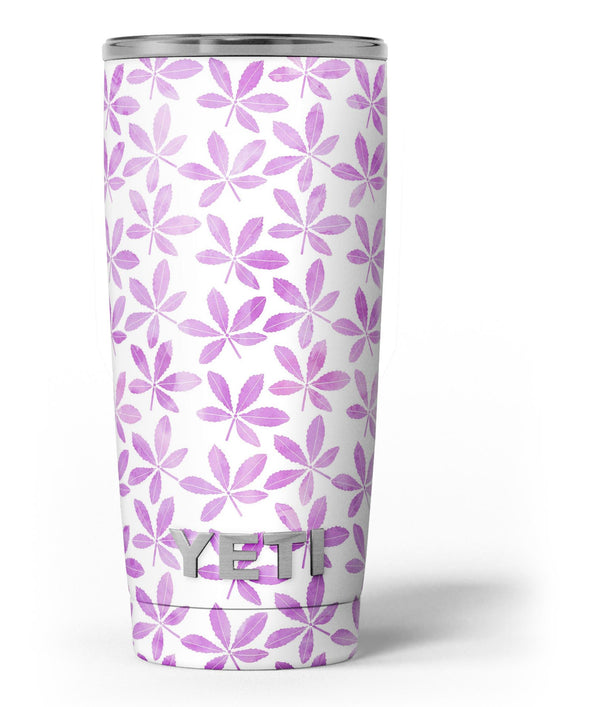 The_Vibrant_Pink_and_Purple_Leaf_-_Yeti_Rambler_Skin_Kit_-_20oz_-_V3.jpg