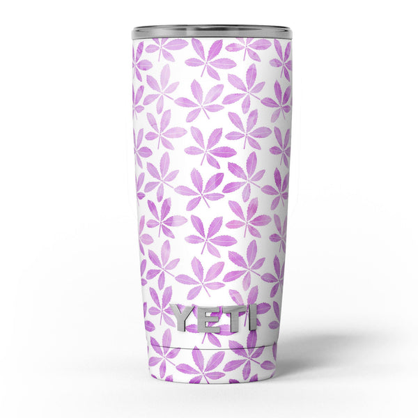 The_Vibrant_Pink_and_Purple_Leaf_-_Yeti_Rambler_Skin_Kit_-_20oz_-_V5.jpg