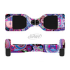 The Vibrant Purple Paisley V5 Full-Body Skin Set for the Smart Drifting SuperCharged iiRov HoverBoard