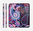 The Vibrant Purple Paisley V5 Skin for the Apple iPhone 6