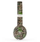 The Vibrant Real Woods Camouflage Skin Set for the Beats by Dre Solo 2 Wireless Headphones