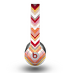 The Vibrant Red & Yellow Sharp Layered Chevron Pattern Skin for the Beats by Dre Original Solo-Solo HD Headphones