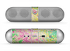 The Vibrant Yellow Colored Dots Skin for the Beats by Dre Pill Bluetooth Speaker