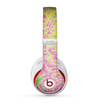 The Vibrant Yellow Colored Dots Skin for the Beats by Dre Studio (2013+ Version) Headphones
