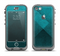 The Vinatge Blue Overlapping Cubes Apple iPhone 5c LifeProof Nuud Case Skin Set