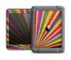 The Vinatge Sprouting Ray of colors Apple iPad Air LifeProof Fre Case Skin Set