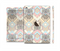 The Vintage Abstract Owl Tan Pattern Full Body Skin Set for the Apple iPad Mini 3