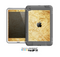 The Vintage Antique Gold Grunge Pattern Skin for the Apple iPad Mini LifeProof Case