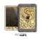 The Vintage Antique Gold Vector Pattern Skin for the Apple iPad Mini LifeProof Case