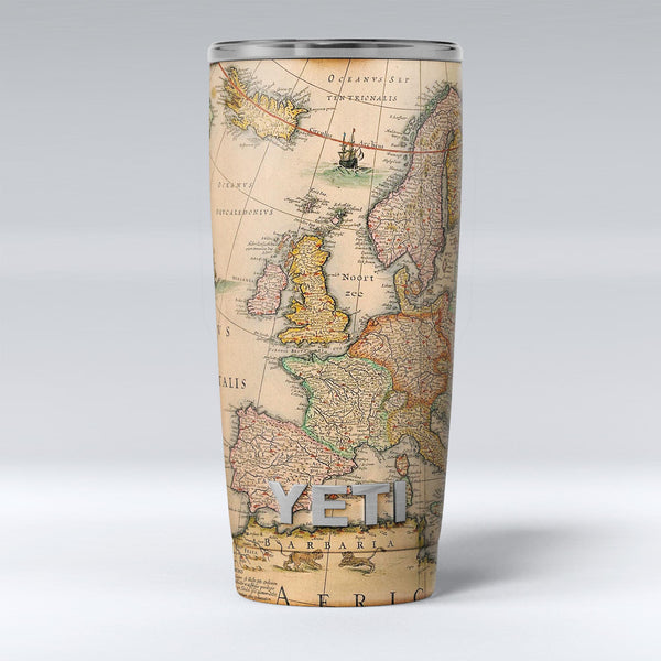 The_Vintage_Atlantic_Ocean_Map_Pattern_-_Yeti_Rambler_Skin_Kit_-_20oz_-_V1.jpg