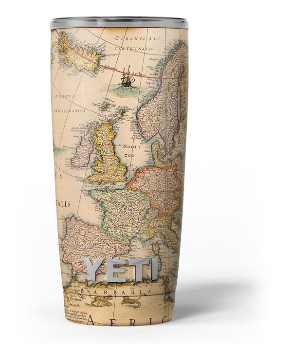 The_Vintage_Atlantic_Ocean_Map_Pattern_-_Yeti_Rambler_Skin_Kit_-_20oz_-_V3.jpg