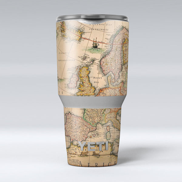 The_Vintage_Atlantic_Ocean_Map_Pattern_-_Yeti_Rambler_Skin_Kit_-_30oz_-_V1.jpg