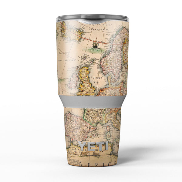 The_Vintage_Atlantic_Ocean_Map_Pattern_-_Yeti_Rambler_Skin_Kit_-_30oz_-_V5.jpg