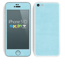The Vintage Blue Surface Skin for the Apple iPhone 5c