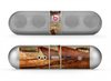 The Vintage Boats Beach Scene Skin for the Beats by Dre Pill Bluetooth Speaker