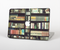 "The Vintage Bookcase V2 Skin Set for the Apple MacBook Pro 15"" with Retina Display"