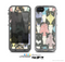 The Vintage Cat portrait Skin for the Apple iPhone 5c LifeProof Case