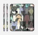 The Vintage Cat portrait Skin for the Apple iPhone 6