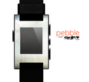 The Vintage Cloudy Scene Surface Skin for the Pebble SmartWatch