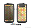 The Vintage Color Buttons Skin For The Samsung Galaxy S3 LifeProof Case