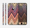 The Vintage Colored V3 Chevron Pattern Skin for the Apple iPhone 6