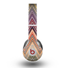 The Vintage Colored V3 Chevron Pattern Skin for the Beats by Dre Original Solo-Solo HD Headphones
