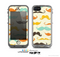 The Vintage Colorful Mustaches Skin for the Apple iPhone 5c LifeProof Case