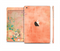 The Vintage Coral Floral Full Body Skin Set for the Apple iPad Mini 3