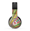 The Vintage Downward Ray of Colors Skin for the Beats by Dre Pro Headphones