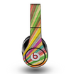 The Vintage Downward Ray of Colors Skin for the Original Beats by Dre Studio Headphones