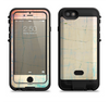 the vintage faded colors with cracks  iPhone 6/6s Plus LifeProof Fre POWER Case Skin Kit