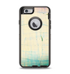 The Vintage Faded Colors with Cracks Apple iPhone 6 Otterbox Defender Case Skin Set