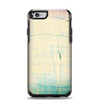 The Vintage Faded Colors with Cracks Apple iPhone 6 Otterbox Symmetry Case Skin Set