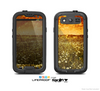 The Vintage Glowing Orange Field Skin For The Samsung Galaxy S3 LifeProof Case
