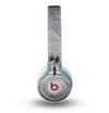 The Vintage Gray & Pink Texture Skin for the Beats by Dre Mixr Headphones