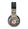 The Vintage Green Pastel Flower pattern Skin for the Beats by Dre Pro Headphones