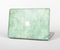 "The Vintage Grungy Green Surface Skin Set for the Apple MacBook Pro 15"" with Retina Display"