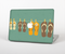 "The Vintage Hanging Flip-Flops Skin Set for the Apple MacBook Pro 15"" with Retina Display"