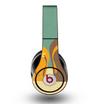 The Vintage His & Her Flip Flops Beach Scene Skin for the Original Beats by Dre Studio Headphones