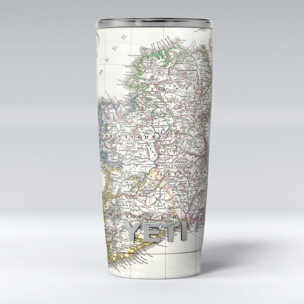 The_Vintage_Ireland_Map_-_Yeti_Rambler_Skin_Kit_-_20oz_-_V1.jpg