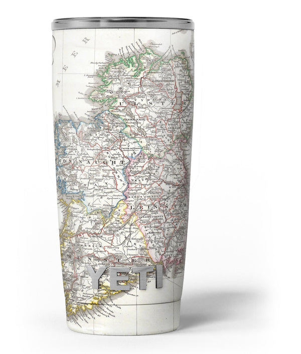 The_Vintage_Ireland_Map_-_Yeti_Rambler_Skin_Kit_-_20oz_-_V3.jpg