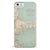 The Vintage Map of Cape Cod  iPhone 5/5s or SE INK-Fuzed Case