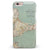 The Vintage Map of Cape Cod  iPhone 6/6s or 6/6s Plus INK-Fuzed Case